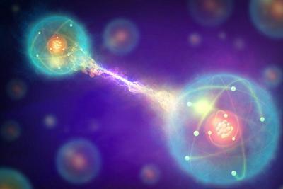 量子远距传输重大突破:NASA首次用城市光纤网络实现