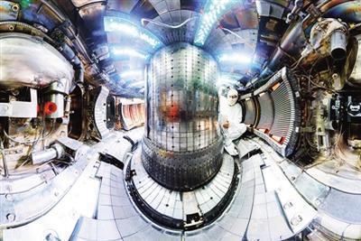 托卡马克聚变反应堆破世界纪录:向受控核聚变实现又近一步