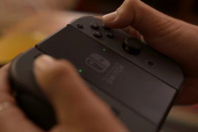 任天堂发布新一代游戏机Switch 掌机/家用二合一