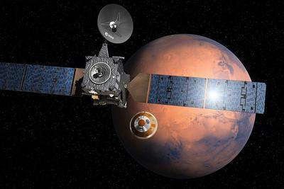 欧空局仍未收到斯基亚帕雷利号火星登陆器信号:但状态良好