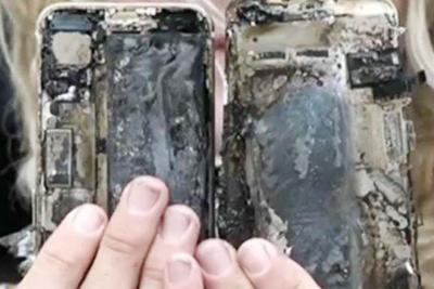负面接踵而至:传iPhone 7起火 分析师指中国需求不温不火