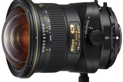 尼康发布19/4E ED移轴镜头和70-200/2.8E FL ED VR镜头