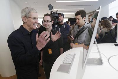 苹果汽车宣布搁浅 库克玩坏了苹果汽车梦