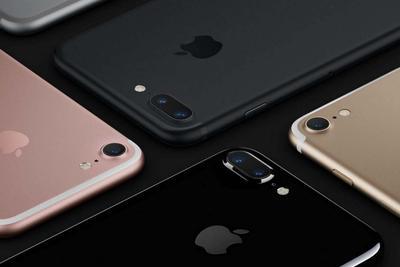 已惊呆!测试结果:32GB和256GB的iPhone 7大不同