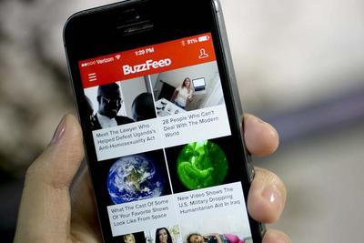 NBC环球再向新闻聚合网站BuzzFeed注资 后者估值17亿美元