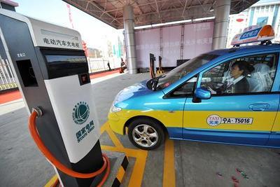 太原年内有望成为纯电动出租汽车城市