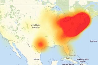 大规模DDoS攻击导致美国东海岸网站集体宕机