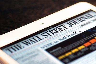纸媒界大牛扛不住了?华尔街日报鼓励员工主动买断离职