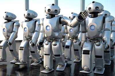 政策红利不断 我国机器人产业驶入快车道
