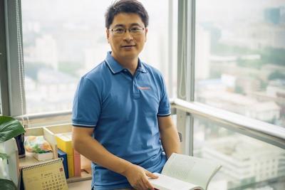 对话刘江峰:我和余承东关系不错 三五年带酷派重回一线