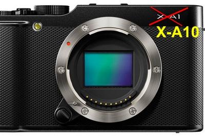 富士或于11月推出新款X-A10 不带触摸屏售价低于X-A3