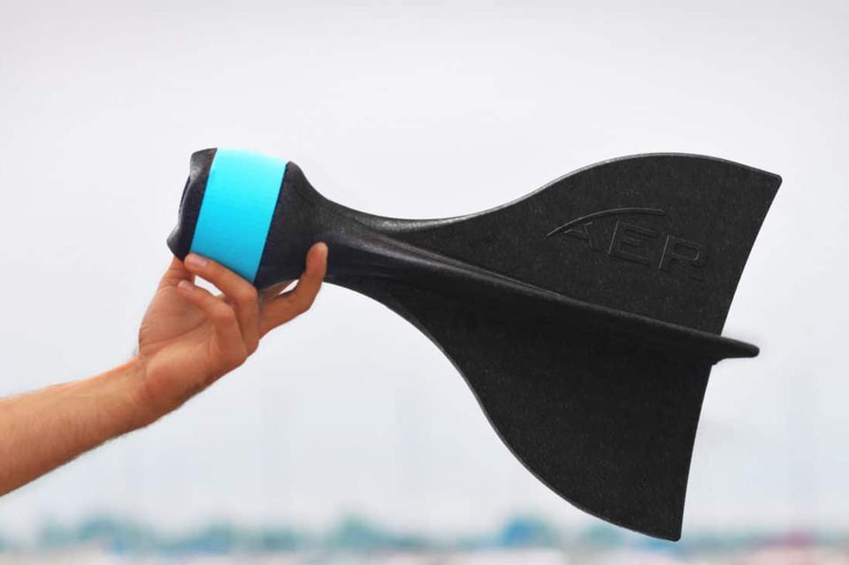 AER滑翔机带着你的GoPro上天去