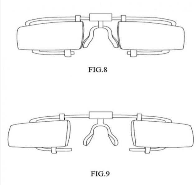以上两张图是最新的专利申请