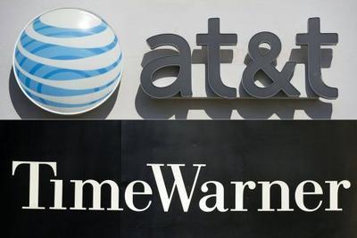 AT&T与时代华纳股价双双下挫:美国大宗并购审查严苛
