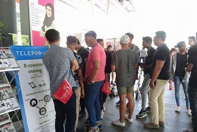 新加坡创企Telepod获种子轮融资 将推电动滑板车共享服务
