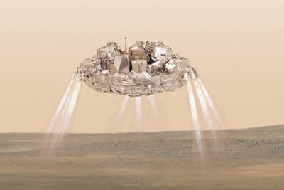 欧空局默认最新火星着陆器着陆失败:究竟哪个环节出了错?