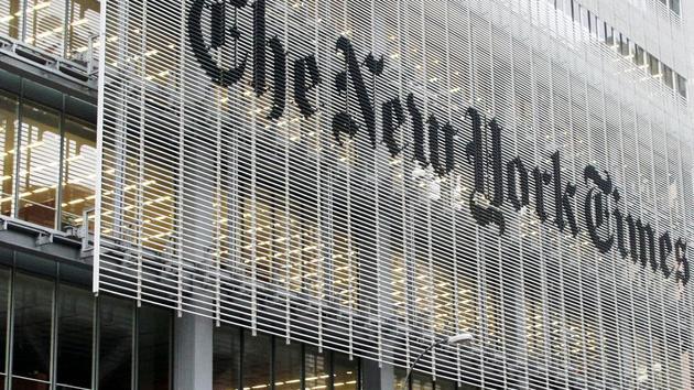 为了更好转型数字化,纽约时报公司收购了一家产品推荐网站