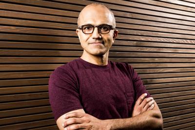 纳德拉:微软已错过智能手机 决不能再错过AR和VR