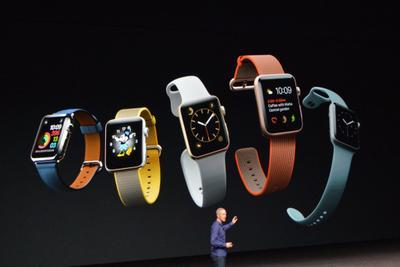 Apple Watch销量大跌70% 全球智能手表市场严重萎缩