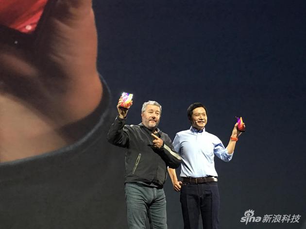 """小米""""概念手机"""""""