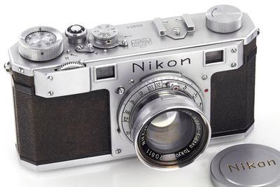 现存最早的尼康相机将被拍卖 预计成交价达约128万