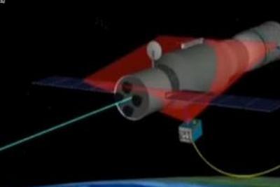 天宫二号伴随小卫星回传首批高清图像:下次将是和地球合影