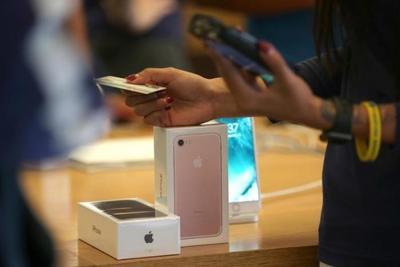 苹果第四财季卖出4551万部iPhone,销量连续三季度滑坡