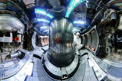 通往无限清洁能源:受控核聚变装置内温度超过太阳核心两倍