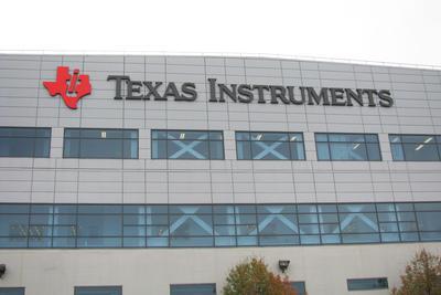 德州仪器第三季度业绩强劲 受益汽车和工业设备市场