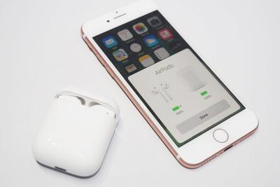 苹果宣布AirPod无线耳机将推迟开售 具体原因不明