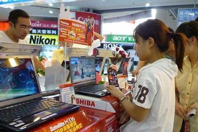 日媒:电脑城在中国走向没落 网上交易夺走实体店顾客