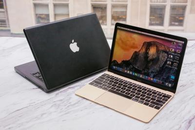在新MacBook到来之际 再看一次曾经的苹果笔记本