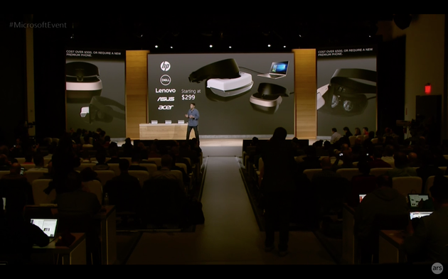 299美元的3D头戴显示器