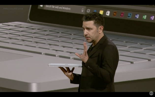 New Surface Book i7