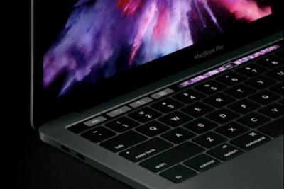 增加触控条 苹果推出New MacBook Pro笔记本