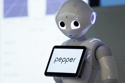 彭博社:软银再喜欢机器人也没用 Pepper机器人恐成为鸡肋