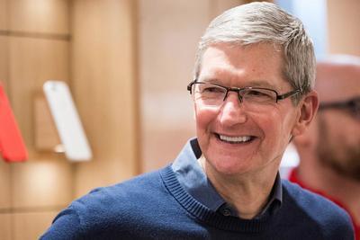 苹果CEO库克:我们将杀死现金 没人喜欢带现金