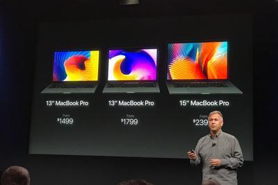 一万人民币起 新MacBook Pro即日开启购买
