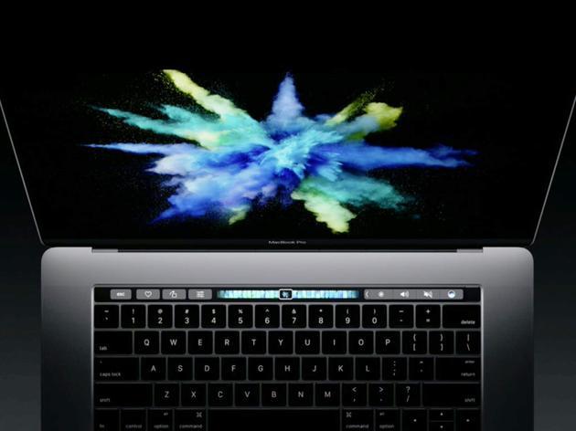 新闻早知道:苹果禁Touch Bar显示动画 谷歌命功臣负责光纤