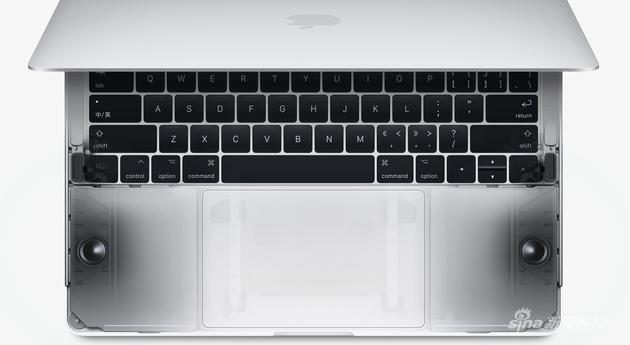 新MacBook扬声器结构