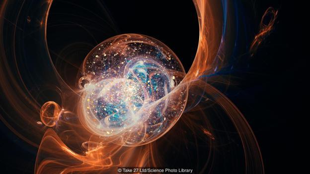 我们的宇宙大概是由造物主缔造出来的。