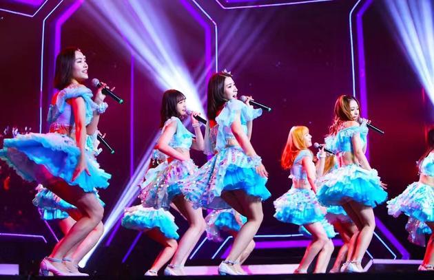 魅蓝演唱会SNH48