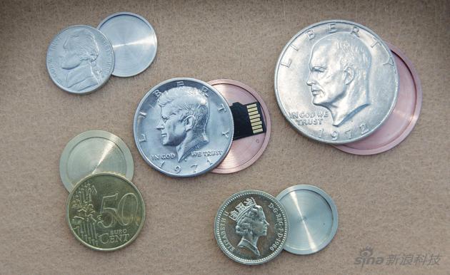 这一一枚特殊的硬币