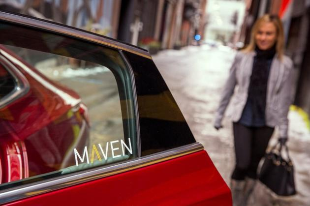 跟Lyft合作以后 通用汽车和Uber就汽车共享服务也达成合作