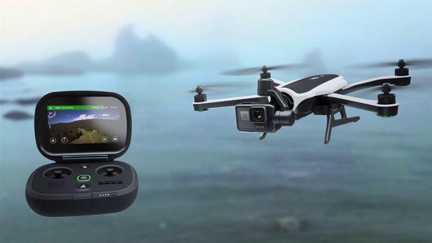 GoPro宣布召回Karma无人机:飞行中可能突然失去电力