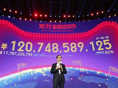 专访阿里张勇:双十一销售额1200亿,但数字不能说明一切问题