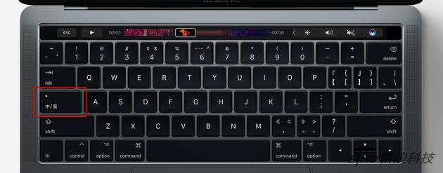 适配中国用户的键盘