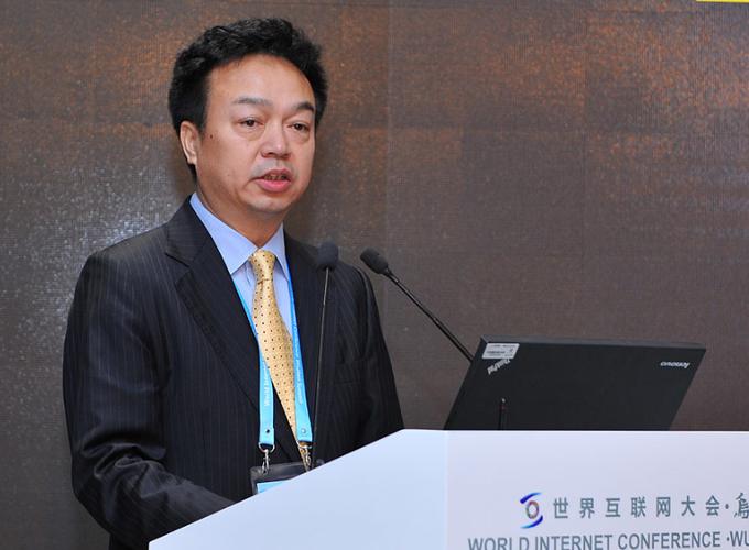 中国电信集团公司总经理杨小伟