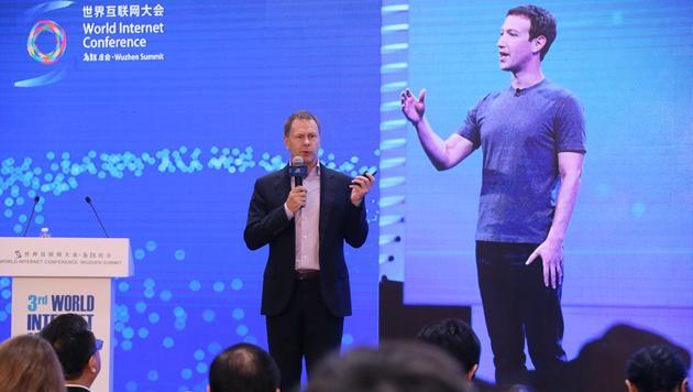 Facebook副总裁石峰