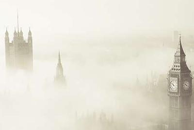 国际科研团队:中国霾是中性的 与当年伦敦夺命大雾成分不同